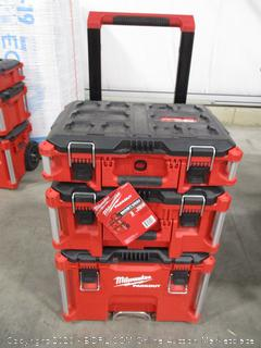 Milwaukee 22 in. PACKOUT Modular Tool Box Storage System