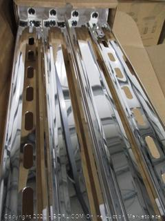 "Lithonia Lighting 48-1/16"" x 18-1/8"" x 3-3/4"" Linear High Bay with Narrow Light Distribution"