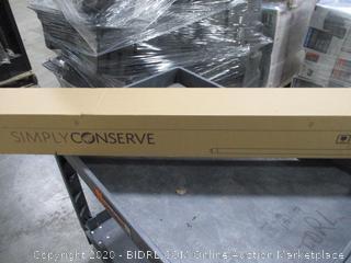 Simply Conserve 17-Watt Linear T8 LED Light Bulb (25-Pack)