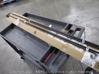 Umbra Twilight Double Curtain Rod