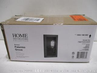 Home Decorators Collection Sconce Palermo Grove