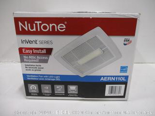 NuTone InVent Series Ventilation Fan