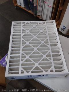 Air Bear 20x25x5 Replacement 266649-102 MERV 13 Air Filters 2