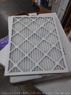 Nordic Pure 18X24X1 Merv 12 Pleated Ac Furnace Air Filters, 6
