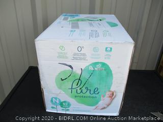 Pampers Pure Protection- size Newborn