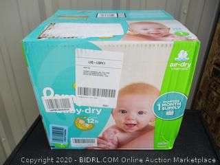 Pampers- size 1