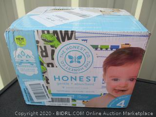 The Honest Company- size 4