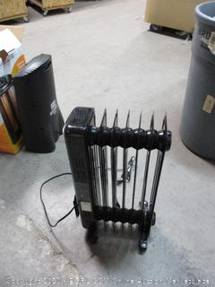 Oil-Filled Heater (Powers On)