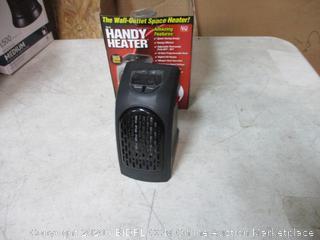 Handy Heater (Powers On)
