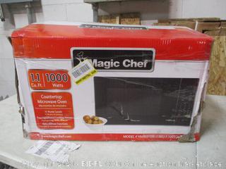 Magic Chef Countertop Microwave Oven