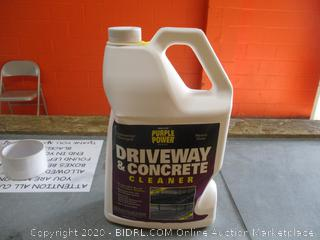 Driveway and Concrete Cleaner