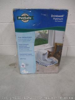 PetSafe Pet Fountain (See Pictures)