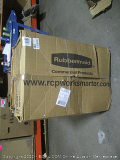 Rubbermaid Contractor Wheelbarrow