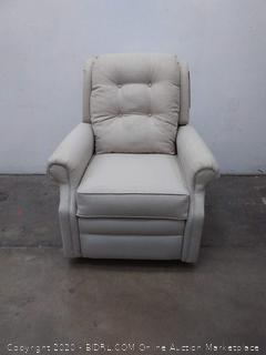 SIGNATURE DESIGN BY ASHLEY - DLX Sand Key Recliner (Online $1,395)