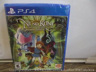 PS4 Ni No Kuni Wrath if the White Witch