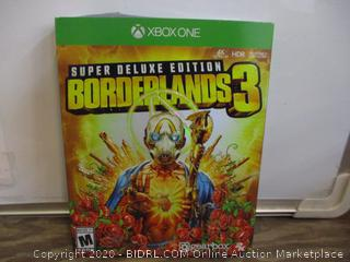 XBOXONE Super Deluxe Edition Borderlands 3