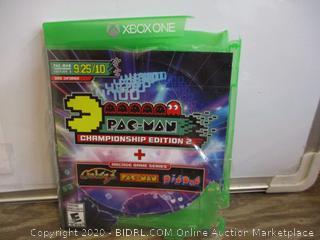 XBOXONE  Pac Man