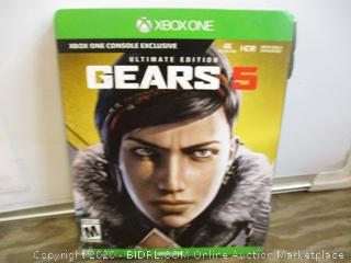 XBOX ONE Ultimate Edition Gears