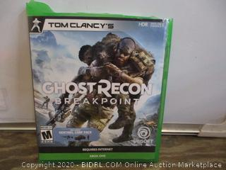 XBOXONE Tom Clancy's Ghost Recon Breakpoint