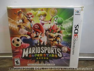 Nintendo 3DS Mario Sports Super Stars
