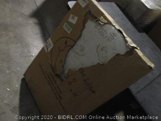 Crib Mattress (Box Damage)