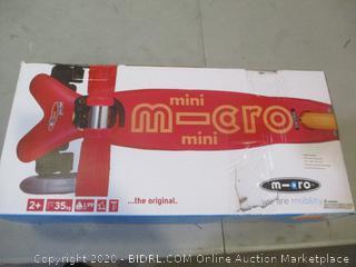 Mini M-cro Scooter