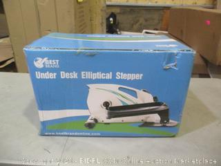 Under Desk Elliptical Stepper