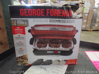 George Foreman Grill (Please Preview)