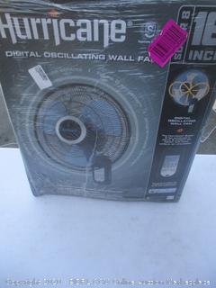 Digital Oscillating Wall Fan