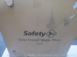 Safety 1st Easy Install Walk-Thru Gate