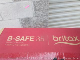 Britax Car Seat (Please Preview)