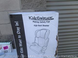 High-Back Booster (Box Damage)