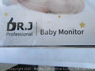 Baby Monitor (Box Damage)