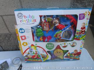 Baby Einstein Caterpillar & Friends Play Gym (Box Damage)