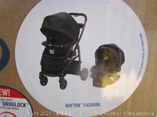 Graco 3-in-1 Travel System (Box Damage)