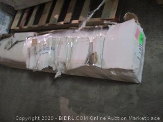 Lucid Latex Hybrid mattress 12 inch  King