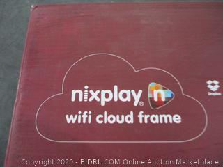 Nixplay with cloud frame
