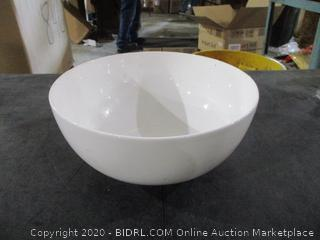 Fitz and Floyd Large Salad Bowl