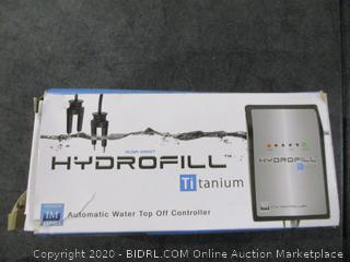 Hydrofil Automatic Water Top Off Controller