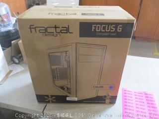 Fractal design Focus 6 Computer Case