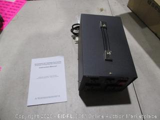 Automatic AC Voltage Converter