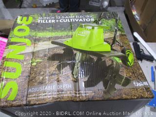Sunjoe Electric Tiller n+ Cultivator