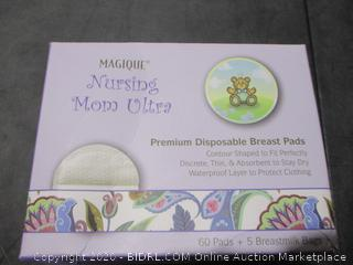 Premium Disposable Breast Pads