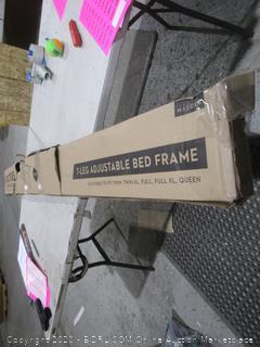 7 Leg Adjustable Bed Frame