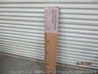 Zinus 16 inch Platform Bed Frame full