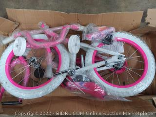 haptoo 16 in butterfly bicycle