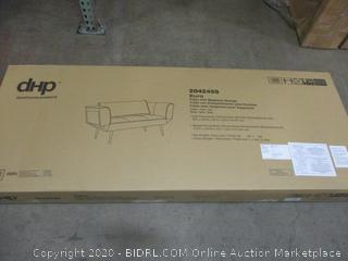 dHp Futon with Magazine Storage