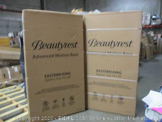 Beautyrest Eastern King Advanced Motion Base