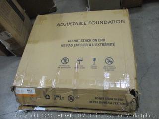 Adjustable Foundation
