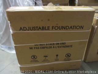 Adjustable Foundation Twin
